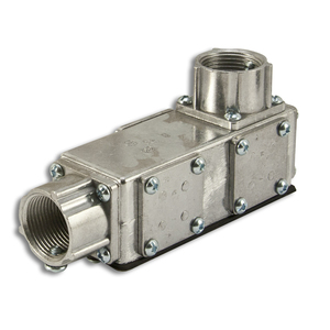"Arlington 932 Conduit Body, Type: Universal C/LB/LL/LR/T, Size: 1"", Aluminum"
