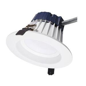 """SYLVANIA LEDRT8R3A2000UD940 LED Downlight, 23 Watt, 2000 Lumen, 4000K, 120-277V, 8"""""""