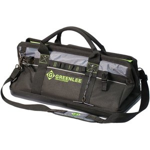 Greenlee 0158-21 Tool Bag, Multi Pocket, 21""