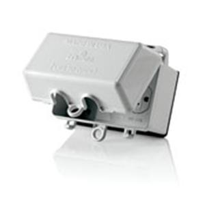 M5999-GY GY HORIZ RAINTIGHT METAL CVR