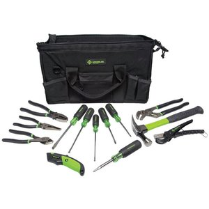 Greenlee 0159-30 Multi Purpose Kit - 14 Piece *** Discontinued ***