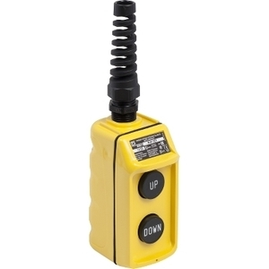 9001BW102Y PENDANT STN WITH STRAIN RELIE