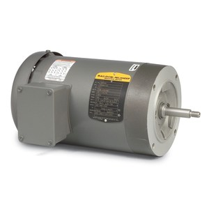 Baldor JM3559 3HP 3450RPM 3PH 60HZ 56J 3528M TEFC F1
