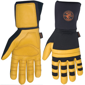 40082 LINEMAN WORK GLOVE LARGE