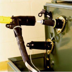 3M LBC-3/0 15kv-200A Industrial Loadbreak Elbow Connector
