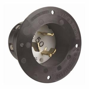 Pass & Seymour 3775 PS 3775 3P4W 600VAC/250VDC INLET