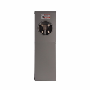 Eaton CHM9N9NS Metered Power Outlet, Pedestal Mount