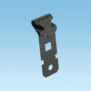 "Panduit PAF14 Z-Purlin Clip for 1/16"" - 1/4"" Angled Fl"