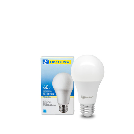 ELECTRIPRO LED 10W (60W) A19 3000K