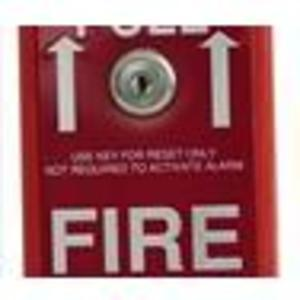 NSI Tork TA270 MANUAL FIRE ALARM PULL *** Discontinued ***