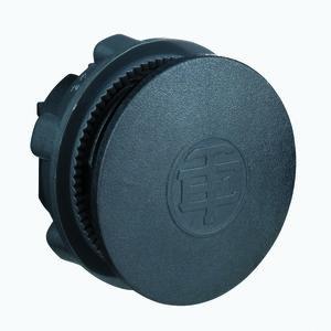 Square D ZB5SZ3 Blanking Plug, 22mm, Black, Plastic
