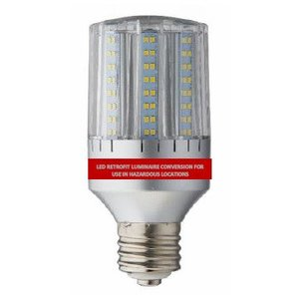 Light Efficient Design LED-8929M57-HAZ LED, Retrofit, 24W, 5700K, 3425 Lumen, Mogul Base, 120-277V
