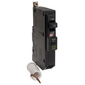 Square D QOB120EPD MINIATURE CIRCUIT BREAKER 120/240V 20A