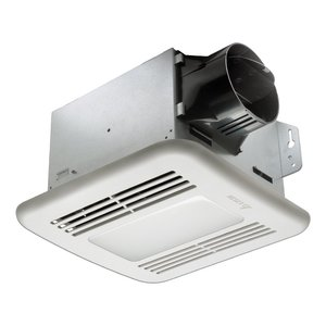 Delta Products GBR100LED 100 CFM Fan/Light, LED, Energy Efficient