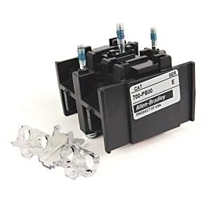 Allen-Bradley 700-PB00 Contactor, Adder Deck, 4P, No Contacts, for HD Options
