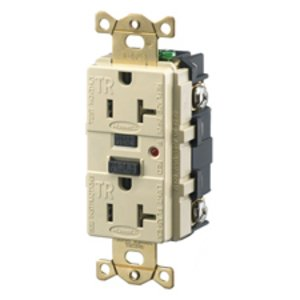 Hubbell-Wiring Kellems GFR5262ITR 15A/125V INDUSTRIAL *** Discontinued ***