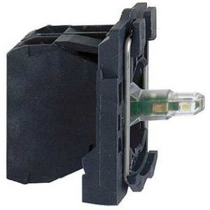 Square D ZB5AW0G43 RED 120V PROTECTED