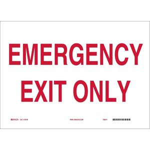 22481 DIRECTIONAL & EXIT SIGN