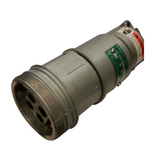 Appleton ARC6044BC Pin & Sleeve Connector, 60A, 600VAC/250VDC