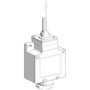 Square D XCKL106 LIMIT SWITCH 240VAC