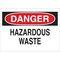 22753 CHEMICAL & HAZD MATERIALS SIGN