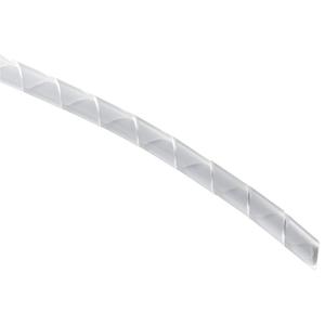 "Catamount SRFR-500-WH-C Spiral Wrap, White, 1/2"" x 100'"