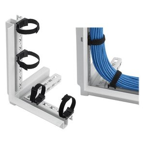 Hoffman PCMFTD10 PROLINE frame cable tie Dn Blk