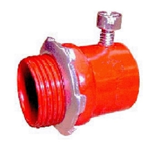 "Bridgeport Fittings 233-SR 1-1/4"" RED S.S. EMT"
