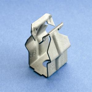 nVent Caddy 8P4I Conduit Clip,1/2 1/4-20 Thread Impression