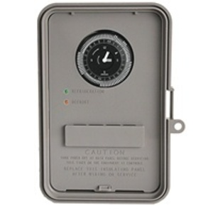 Intermatic DTAV40Q Grässlin 24-Hour Electromechanical Defrost Timer