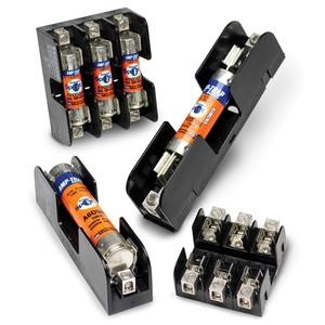 60302 30A 600V 2P CLASS H & K FUSE BL