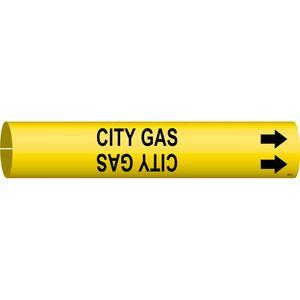 4027-A 4027-A CITY GAS/YEL/STY A