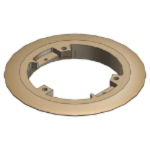 Steel City P-60-CP Brass Carpet Plate