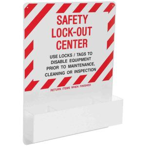 3012 PRINZING SAFETY LKOUT CNTR BOARD
