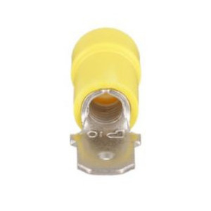 Panduit EDV10-250M-Q Male Disconnect, Vinyl Insulated, 12 - 10 AWG, Limited Quantities Available