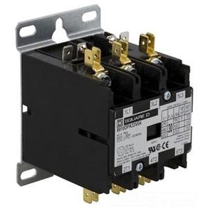 Square D 8910DPA23V02Y122 CONTACTOR 600VAC 25AMP DPA +OPTIONS