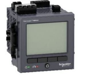 Square D METSEPM8210 Power Meter, PM8000, with Integrated Display, Panel Mount
