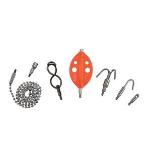 Klein 56511 Fish Rod Attachment Set, 7-Piece