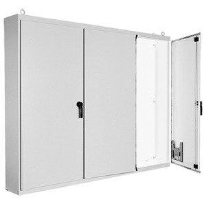 nVent Hoffman A86M3ELPG TYPE12 3-DOOR ENC LESS PANEL