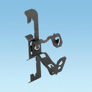 Panduit P4Z3416M Multi-function Clip for Drop Wire or Fla