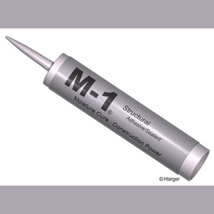 Harger Lightning & Grounding M1-10OZ-B STRUCTURAL SEALANT -