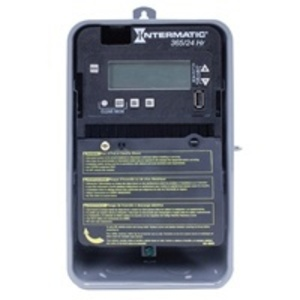 Intermatic ET2125CR Electronic Control Timer, 24-Hour