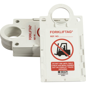 FLT-ETSH9 FORKLIFT HOLDER