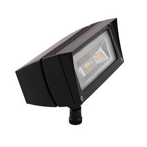 RAB FFLED18N/PC FUTURE FLOOD 18W NEUTRAL LED + 120V PC BRONZE