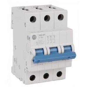 Allen-Bradley 1492-SPM3C150 Circuit Breaker, Miniature, 15A, 3P, Supplementary, Trip C