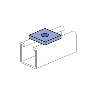 Unistrut P1064-SS Square Washer