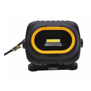 DEWALT DWHT81422 Cordless Rechargeable Area Light, 1000 Lumens