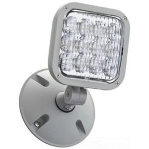 Lithonia Lighting ELALEDWPM12 Emergency Light, Remote LED Heads