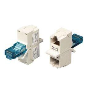 CDW 254867 Connector, MOD851Y Splitter, RJ45, 10BASE-T, Modular Adapter