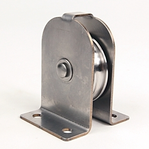 Allen-Bradley 440E-A13206 Pulley, Outside Corner, Stainless Steel, 316, for Cable Pulls
